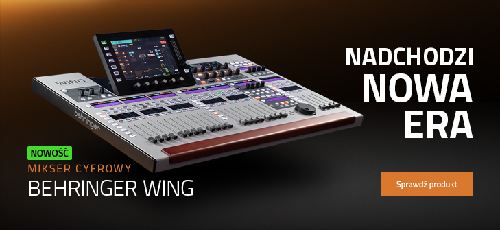 Behringer Wing - opis