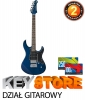 YAMAHA PACIFICA612VIIFM TLB TRANSLUCENT BLUE