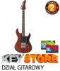 YAMAHA PACIFICA612VIIFM RTB ROOT BEER