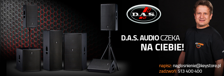 D.A.S. Audio w KEY STORE