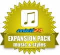 Style Expansion Packs for Yamaha