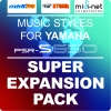 Super Expansion Pack for Yamaha PSR-S650