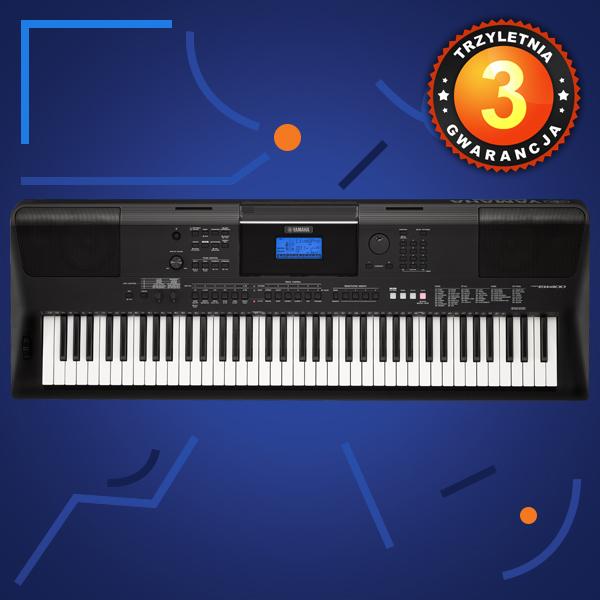Keyboardy edukacyjne yamaha psr ew400 yamaha for Yamaha ew 400
