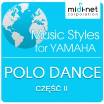 Style Expansion Packs for Yamaha -  Polo Dance, część II